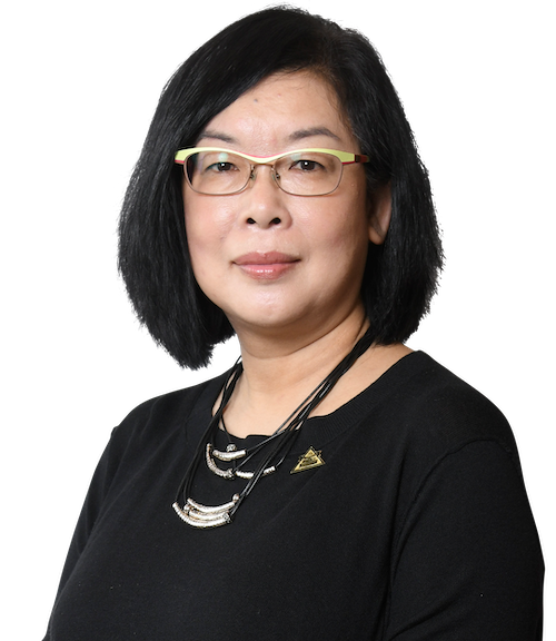 梁鈺霞 Shirley Leung