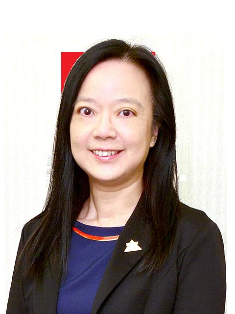 林楚卿 Keri Lam